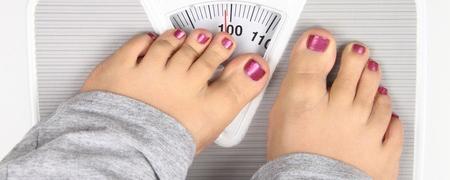 Lavt stofskifte, overvægt
