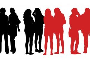 Kvinder-siluet-50-procent_-shutterstock_264160703-Shutterstock-whiteisthecolor-halvdelen-rød